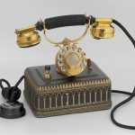 Aim of the exhibition: 'History of Telecommunications'