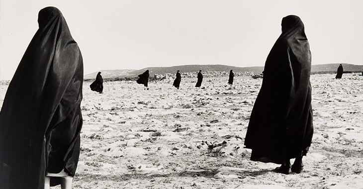Shirin Neshat. Written on the body