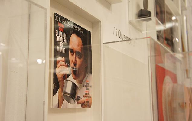 Ferran Adrià. Auditing the Creative Process