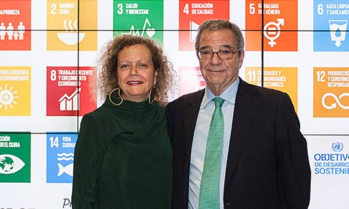 César Alierta, Global Advisor for Digital Education and Sustainable Development at the United Nations