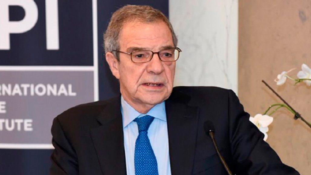 César Alierta presents Profuturo to the UN