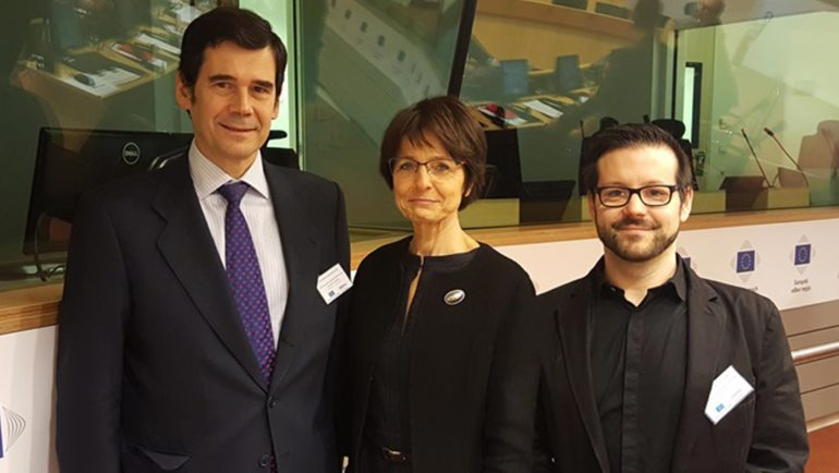 Fundación Telefónica presents it employability programme to the European Economic and Social Committee