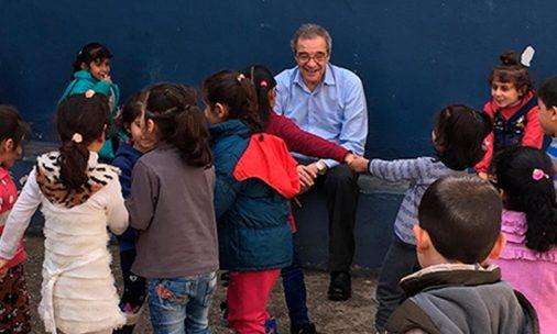ProFuturo explores education in refugee children in Lebanon