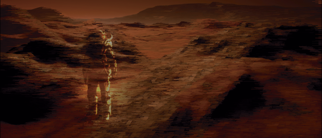 Mars. The conquest of a dream