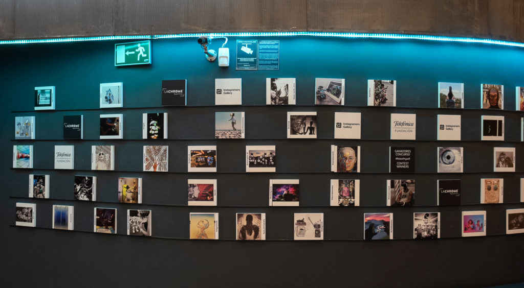 Instagramers Gallery Madrid