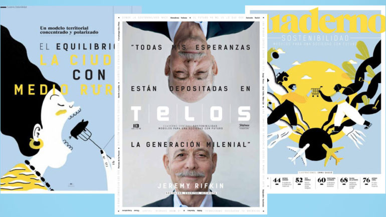 Telos 113. Live conversations with some of its authors
