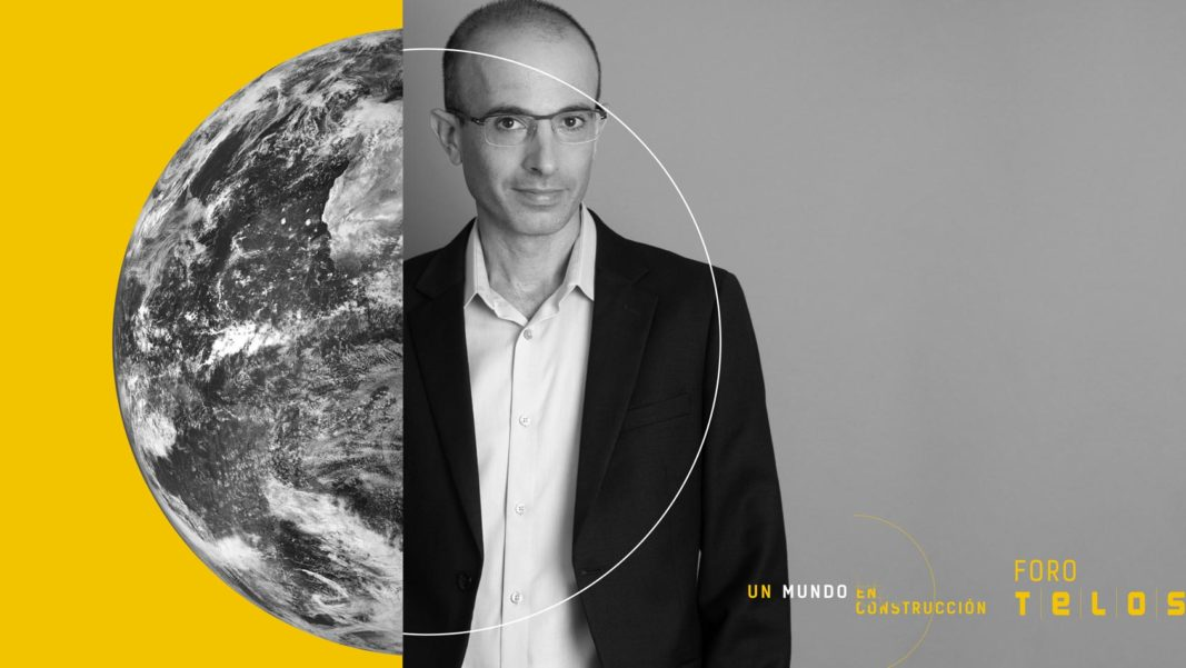 Yuval Noah Harari opened #ForoTelos2020