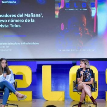 Presentation of 'Creators of Tomorrow', the new edition of Telos magazine